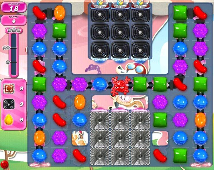 candy crush level 2296 cheats