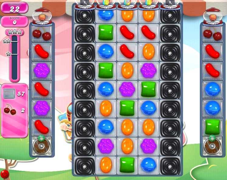 candy crush level 2298 cheats