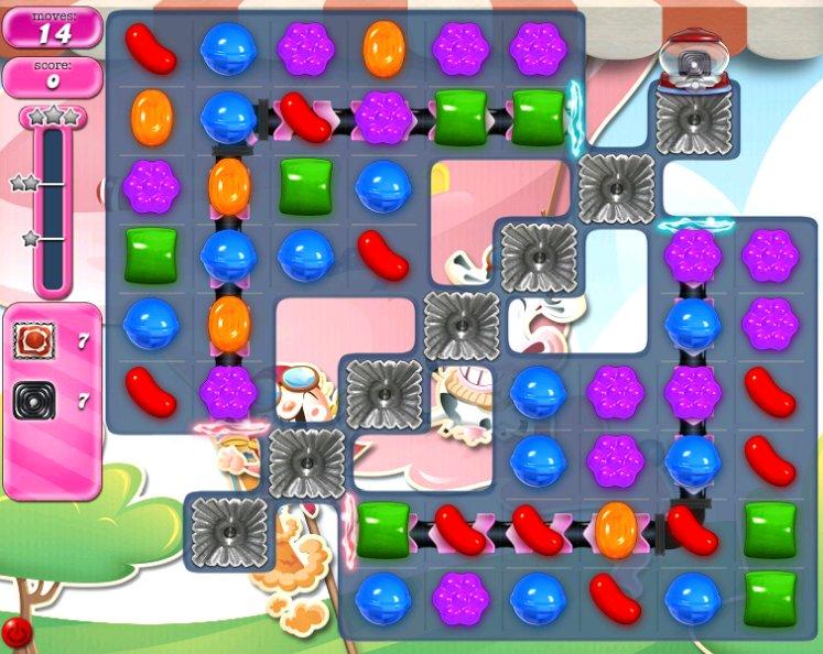 candy crush level 2299 cheats