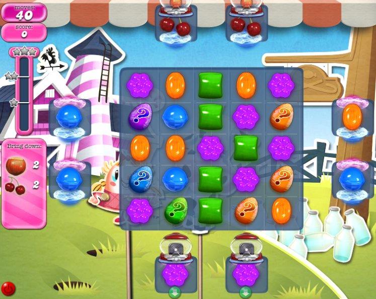 candy crush level 234 cheats