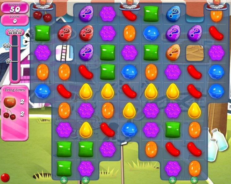 candy crush level 242 cheats