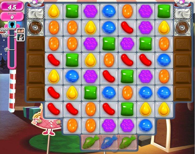 candy crush level 275 cheats