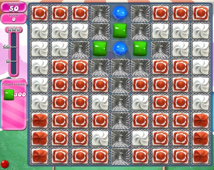 candy crush level 281 cheats