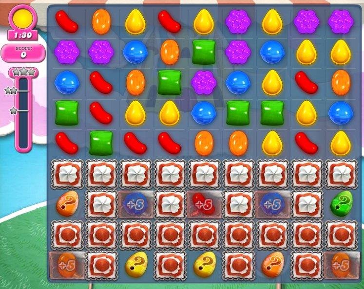 candy crush level 283 cheats
