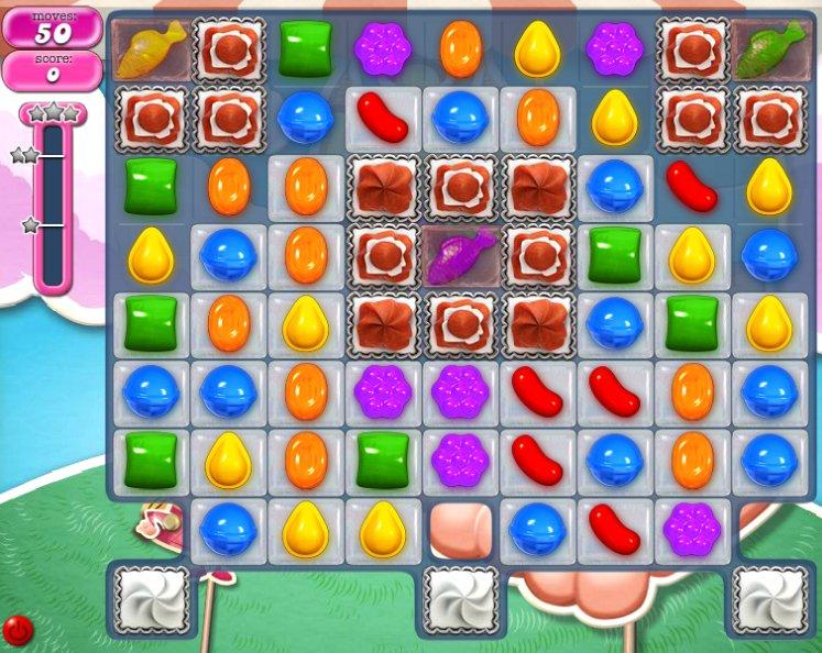 candy crush level 285 cheats