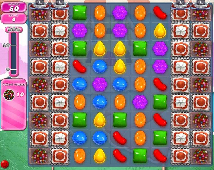candy crush level 286 cheats