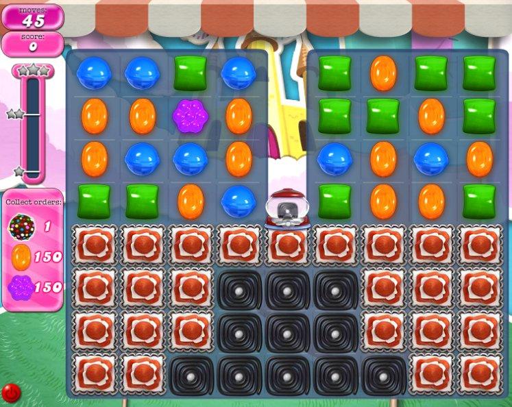 candy crush level 289 cheats