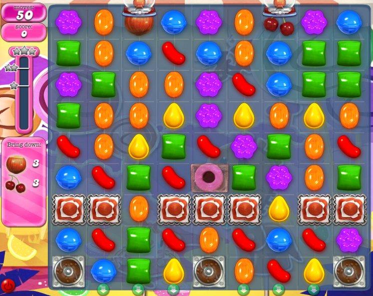 candy crush level 291 cheats