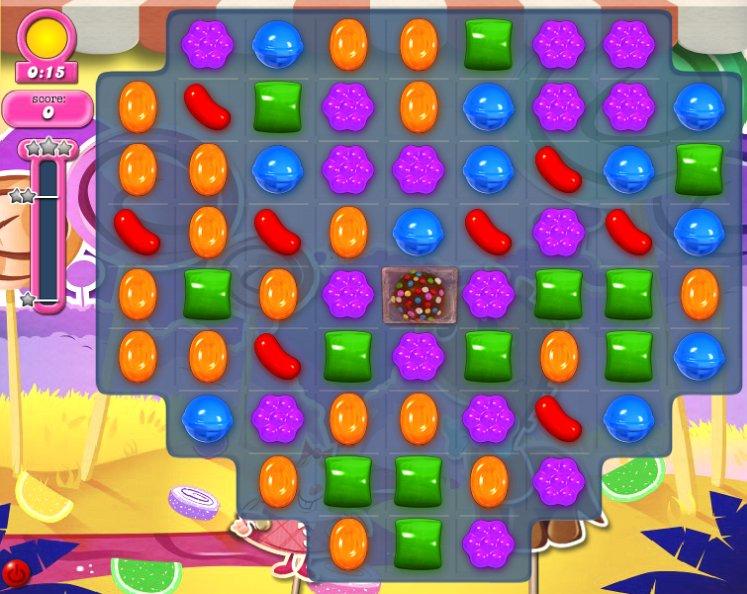 candy crush level 297 cheats