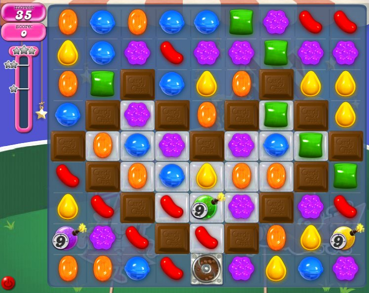 candy crush level 396 cheats