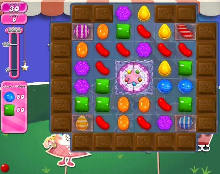candy crush level 397 cheats