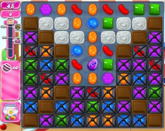 candy crush level 452 cheats