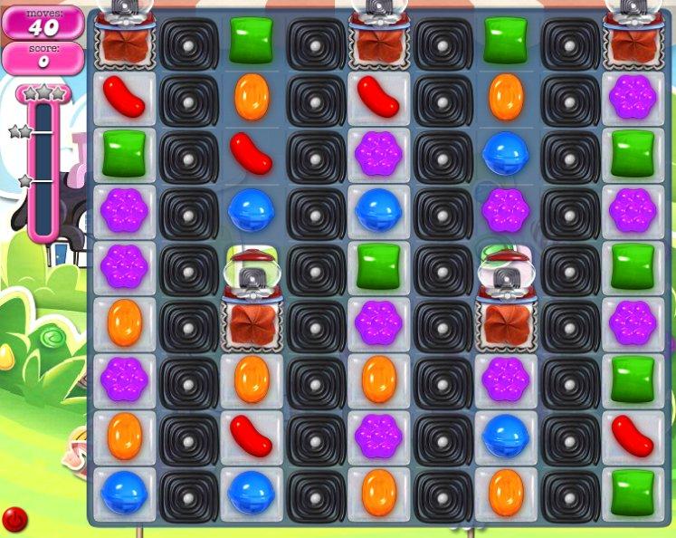 candy crush level 466 cheats