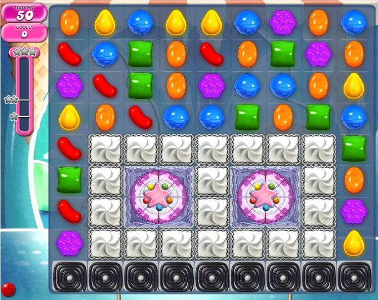 candy crush level 505 cheats