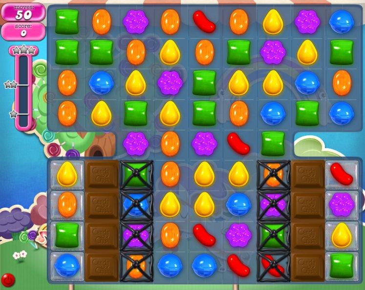 candy crush level 53 cheats