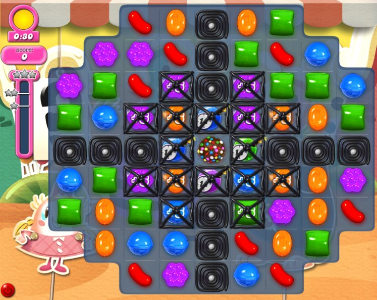 candy crush level 683 cheats