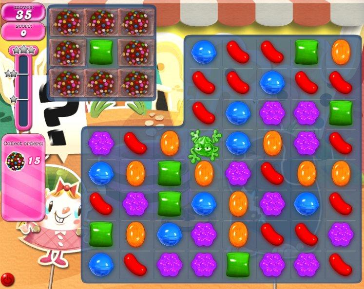 candy crush level 694 cheats