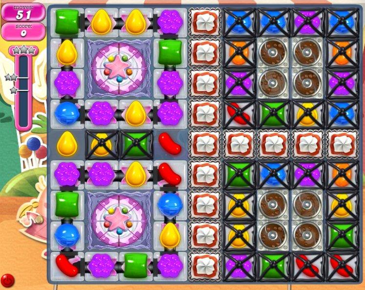 candy crush level 695 cheats