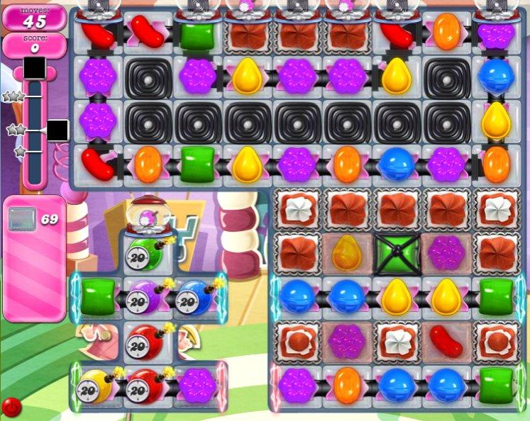 candy crush level 765 cheats