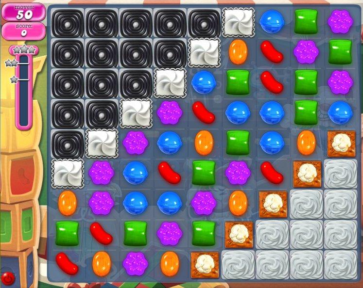candy crush level 784 cheats