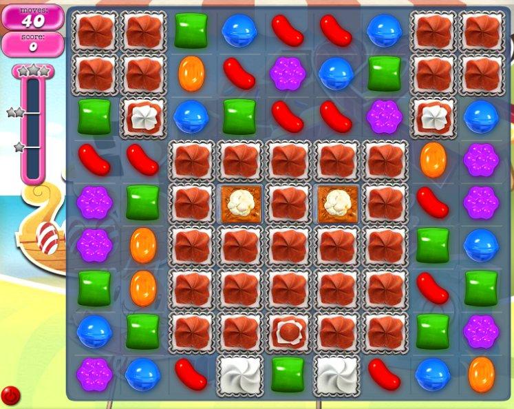 candy crush level 786 cheats