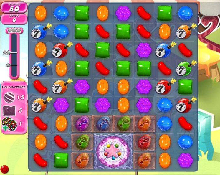 candy crush level 794 cheats