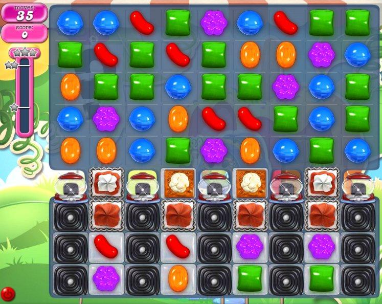 candy crush level 809 cheats