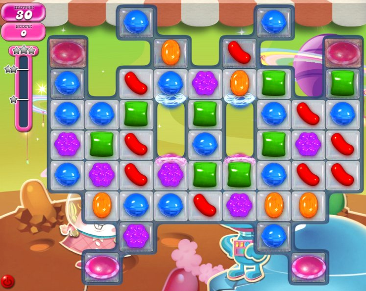 candy crush level 850 cheats