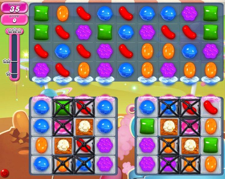 candy crush level 854 cheats