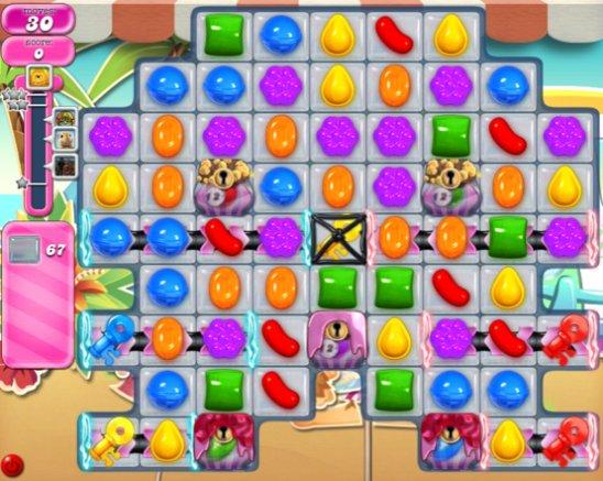 candy crush level 891 cheats