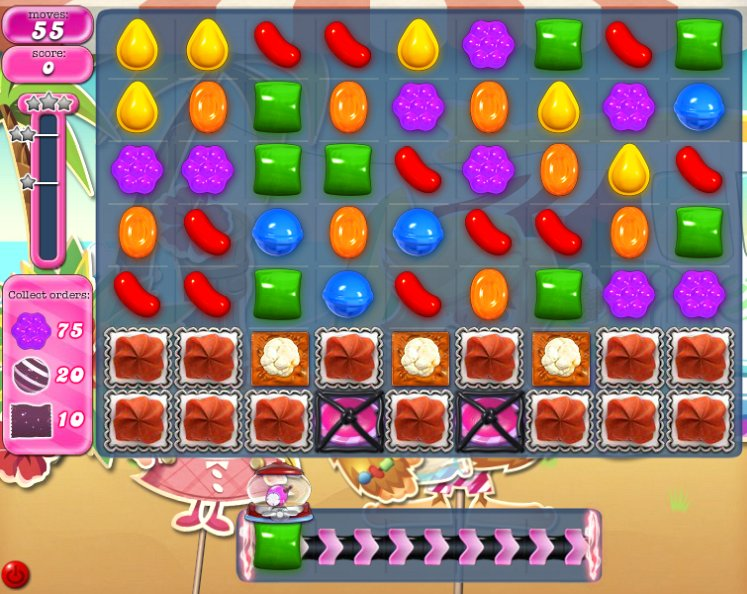 candy crush level 894 cheats