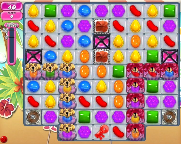 candy crush level 898 cheats