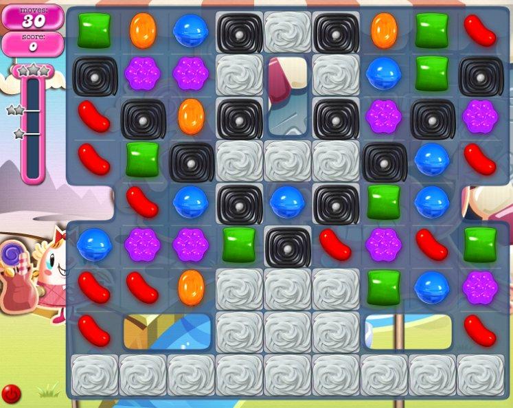 candy crush level 91 cheats