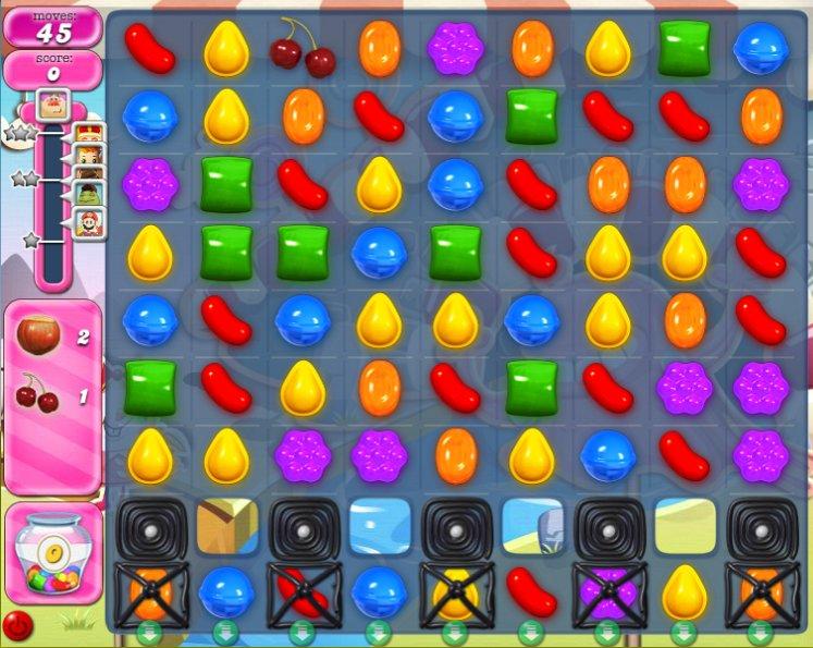 candy crush level 92 cheats