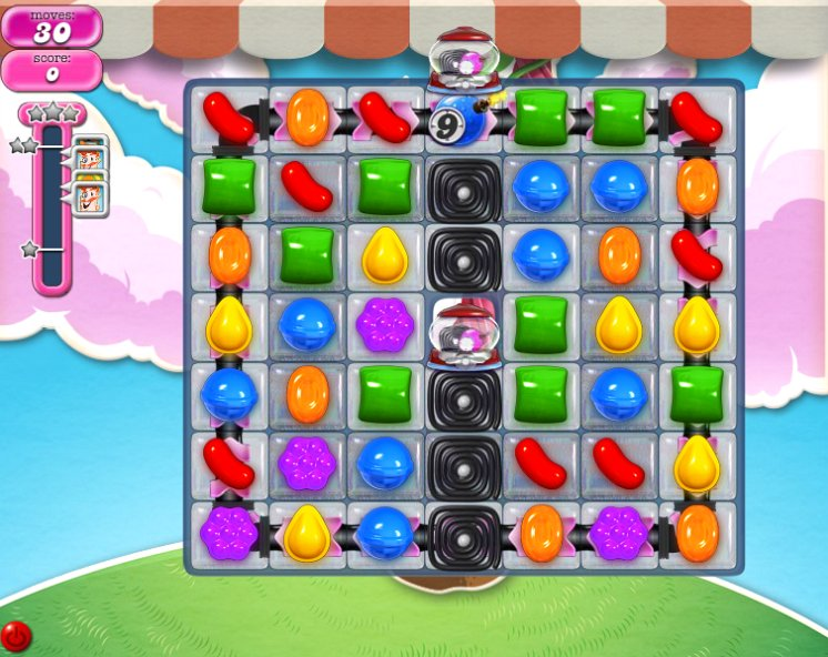 candy crush level 984 cheats