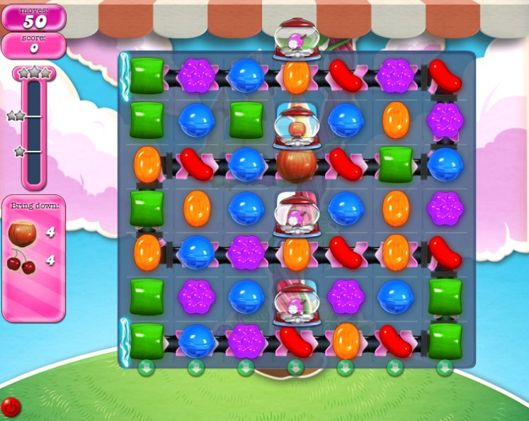 candy crush level 992 cheats